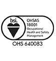 BS OHSAS 18001 OCCUPATIONAL HEALTH & SAFETY MANAGEMENT