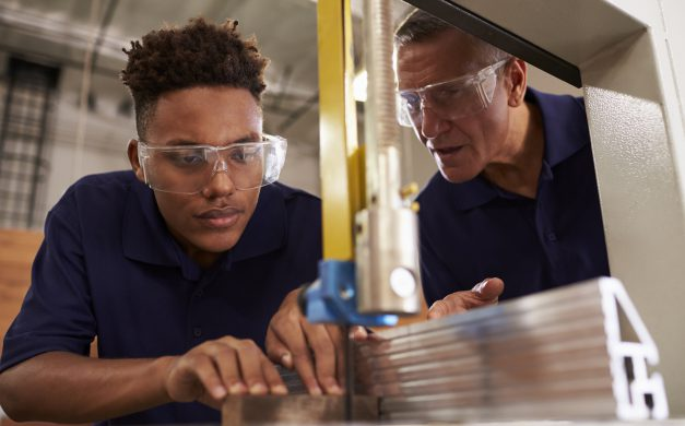 IS UK BUSINESS MISSING THE POINT OF APPRENTICESHIPS?