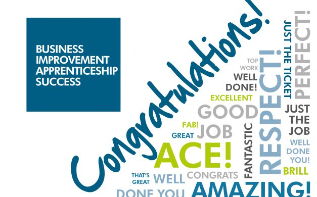 Business Improvement Apprenticeship Success
