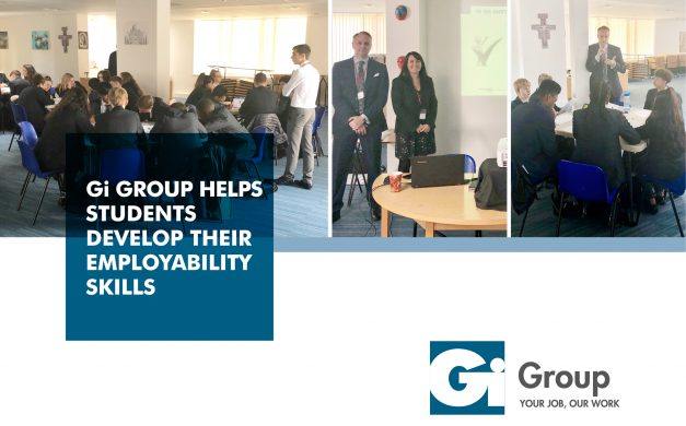 Gi Group helps students develop their employability skills