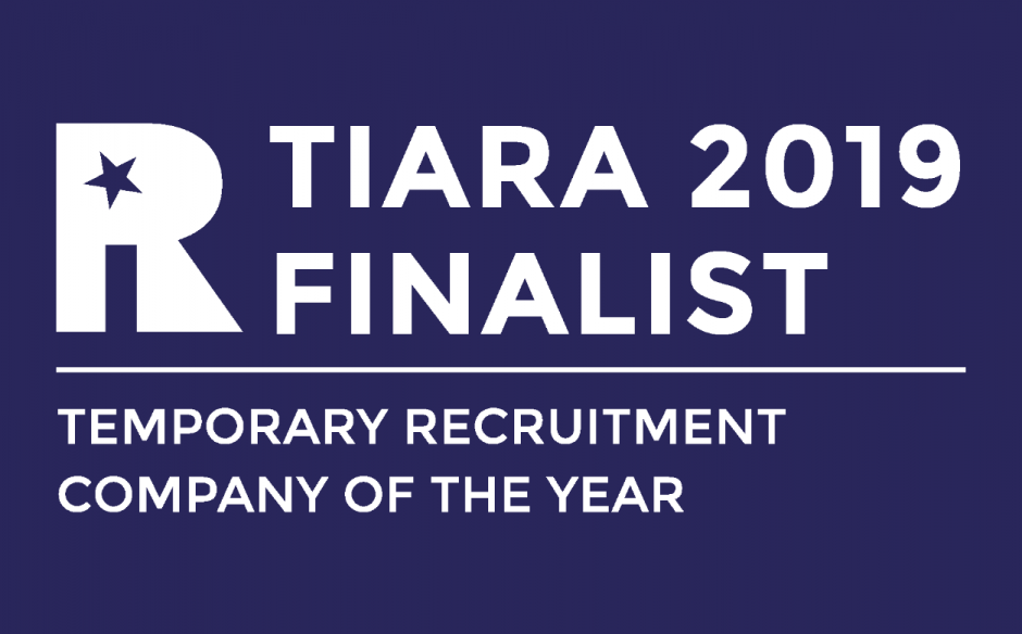 Gi Group UK Shortlisted for Best Temporary Recruitment Company of the Year