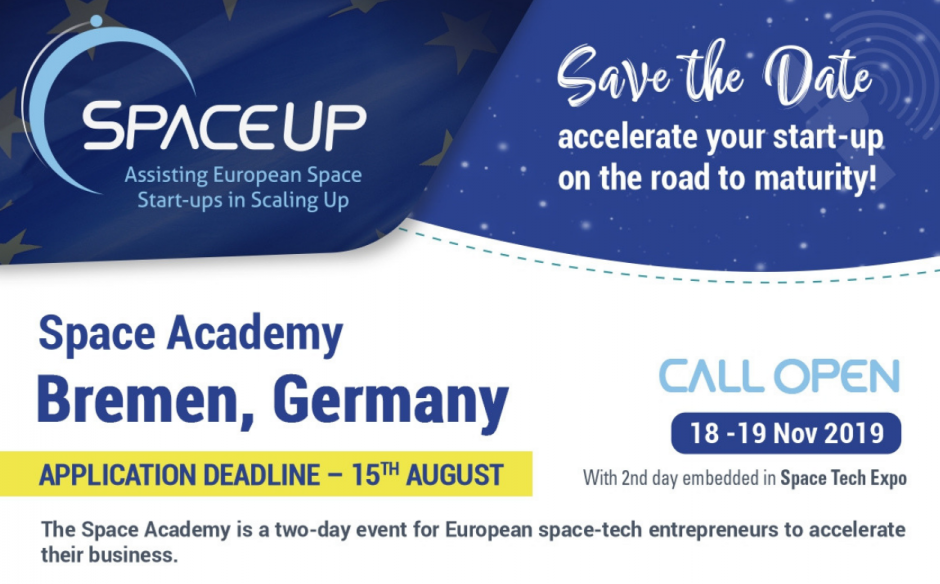 SPACEUP: Join the Space Academy in Germany