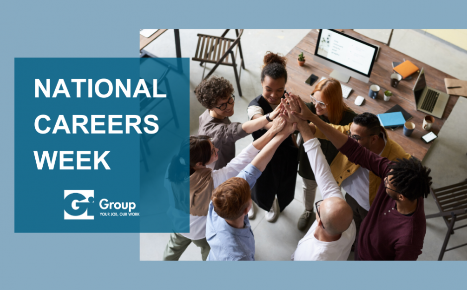 NATIONAL CAREERS WEEK – Gi GROUP'S EMPLOYEES SHARE THEIR EXPERIENCES