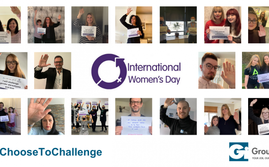International Women's Day – Why we have to continue to #ChooseToChallenge