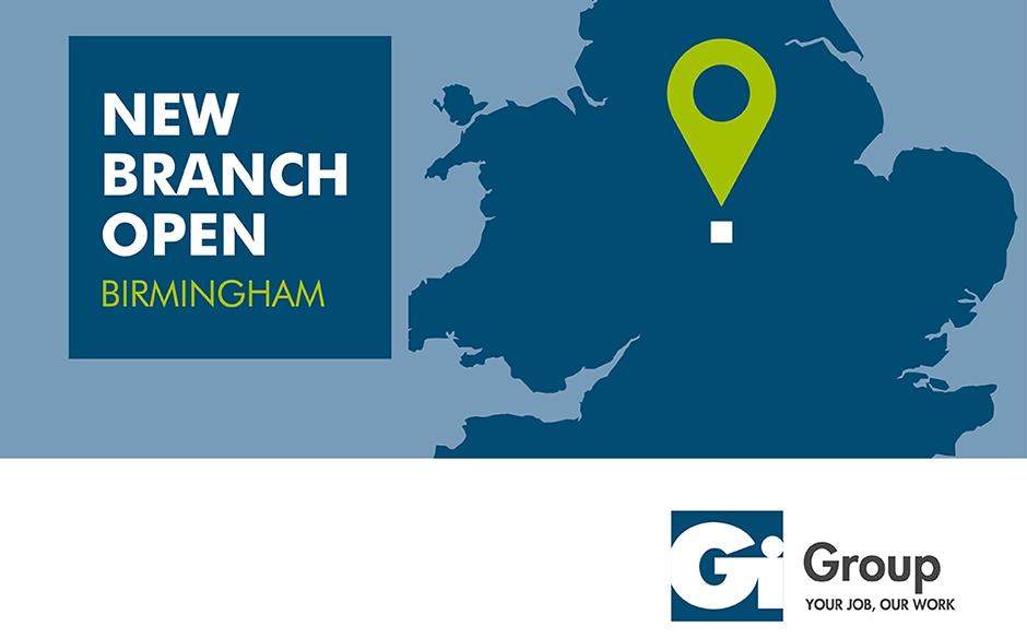 Major Recruiter Opens Flagship Birmingham Hub